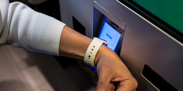 Work-wearables are computers worn on the body that help get the job done. Photo / Getty Images
