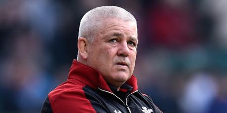 Warren Gatland, head coach of Wales. Photo / Getty