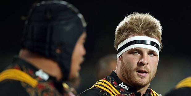 Sam Cane has moved to number 8 to face the Reds. Photo / Getty