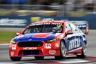 Fabian Coulthard during practice for the V8 Supercars Perth SuperSprint at Barbagallo. Photo / Getty Images