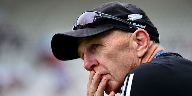 Loading Gordon Tietjens is pushing his men to the limit in search of gold. Photo / Getty