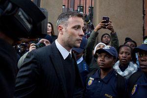 Oscar Pistorius sentenced to six years