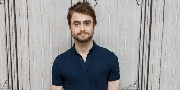 Daniel Radcliffe recently marked two years sober. Photo / Getty Images