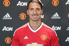 Zlatan Ibrahimovic says he is