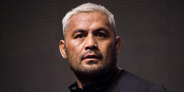 Mark Hunt. Photo / Getty