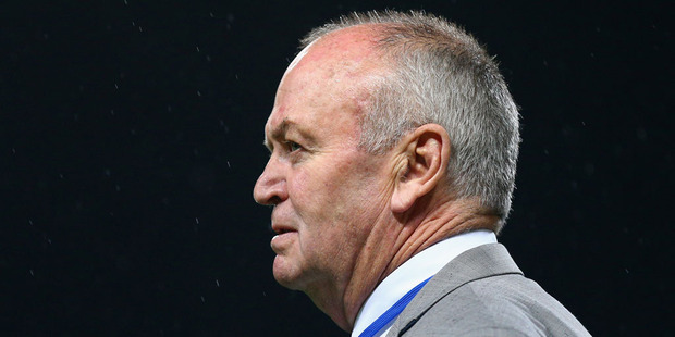 Graham Henry. Photo / Getty Images.