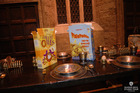 The Great Hall will be laden with cereal boxes of Pixie Puffs and Cheeri Owls. Photo / Supplied