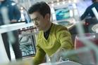 Star Trek's Mr Sulu is revealed as having a same-sex partner in the new film.