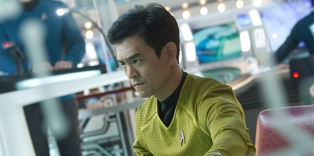 Loading Star Trek's Mr Sulu is revealed as having a same-sex partner in the new film.