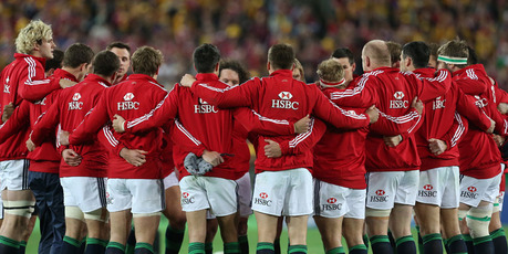 The Lions play their first match, against a New Zealand Rugby Provincial Union XV, on June 3 in Whangarei. Photo / Getty Images.