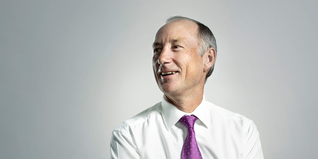 Executive chairman of KPMG New Zealand Ross Buckley.