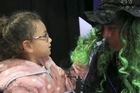 Tim Bray Productions arranges a special Badjelly the Witch production for the vision and hearing impaired.