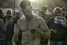 Matt Damon in the new Jason Bourne movie. Photo / Universal