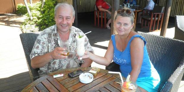 Russian couple Yuri and Natalia Shipulin who were missing in Fiji. Photo / Facebook