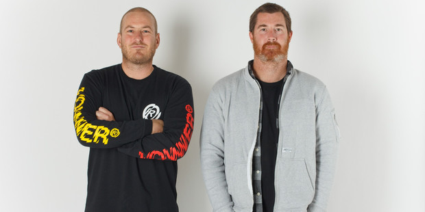 Jake Pyne and Cameron Ward have built their fashion business by aiming outside the mainstream.