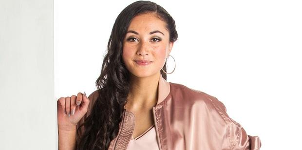 Hinerauwhiri Paki,star of television show This is Piki featuring on Maori TV.