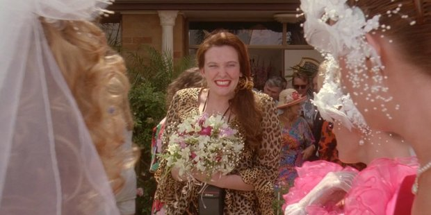 Muriel's Wedding was released 22 years ago. Photo / Supplied