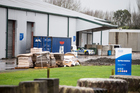 Daniel Bindner's body was found in bales of cardboard at OJI Fibre Solutions in Hamilton. Photo / Michael Craig
