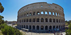 The Colosseum pictured after its latest renovation. Photo / AP