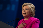 The FBI will not recommend criminal charges against Hillary Clinton for her use of a private email server as secretary of state. Photo / AP