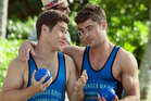 Adam Devine and Zac Efron star in Mike and Dave Need Wedding Dates.