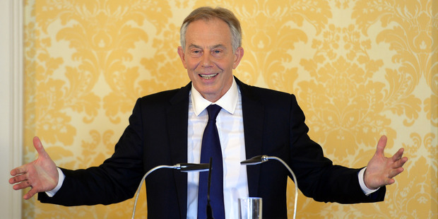 Loading Tony Blair said the effects of the Iraq invasion can only be seen in hindsight, but Sir John Chilcot disagrees. Photo/ AP