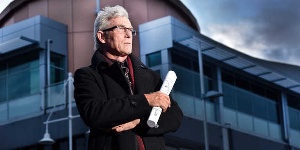 Tauranga architectural designer Phil Green has spoken out about last Thursday's meeting between the council and city architects and designers.
