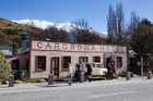 The historic Cardrona Hotel. Photo / Mark Mitchell