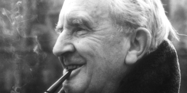 Author of The Hobbit and the Lord of the Rings trilogy, British writer JRR Tolkien. Photo / File