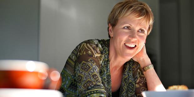 Hilary Barry left MediaWorks in May. Photo / Steven McNicholl