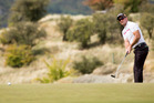 New Zealand golfer Ryan Fox is pressing his case for an Olympic place. Photo / Mike Scott
