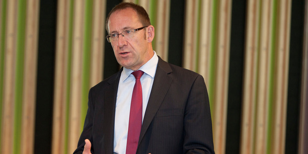 Labour Party leader Andrew Little says Auckland alone has an infrastructure deficit of nearly $20 billion. Photo / File