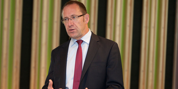Loading To mark its 100th anniversary this week, Andrew Little's Labour Party is announcing its package of three housing policies. Photo / Ben Fraser