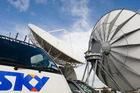 Sky's shareholders have voted in favour of the proposed merger with Vodafone. Photo / NZ Herald