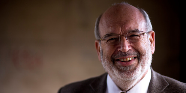 The Blake Medal was awarded to Sir Peter Gluckman. Photo / Dean Purcell