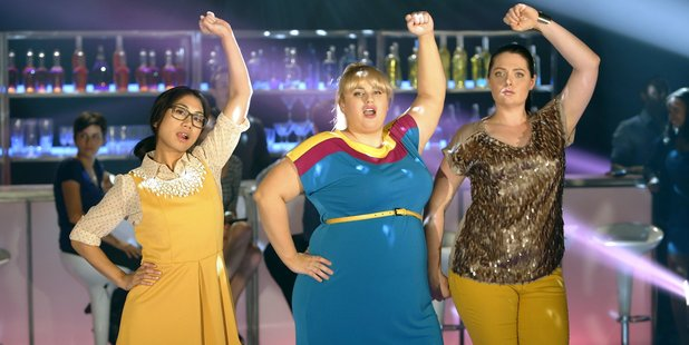 Rebel Wilson has made a career out of being funny and fat.
