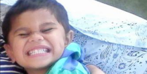 Loading Moko Sayviah Rangitoheriri died on August 10 last year from injuries he received during prolonged abuse and torture at the hands of Tania Shailer and David Haerewa. Photo / Supplied