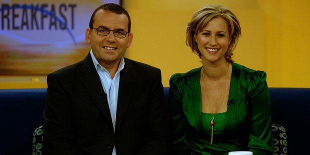 Paul Henry and Pippa Wetzell became the dream team of morning television.