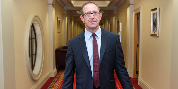 Leader Andrew Little said the policy would include supply-side and demand-side measures. Photo / Mark Mitchell