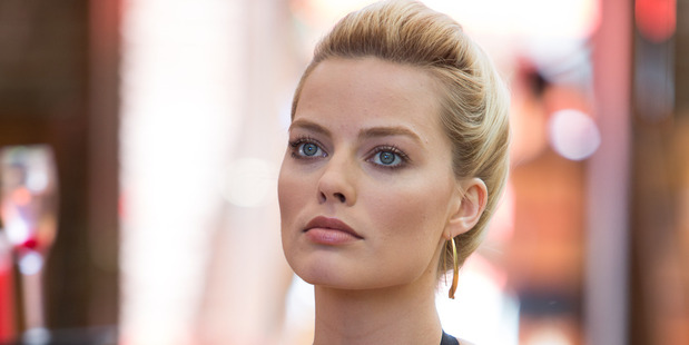 Margot Robbie's changed a lot since her Harry Potter days. Photo / Supplied