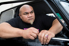 David Tua is a staunch supporter of Park Up for homes in Onehunga. Photo / Nick Reed