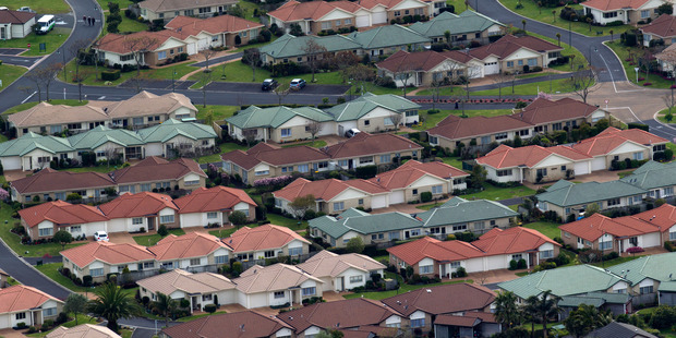 It is not the Reserve Bank's job to fix the housing crisis. Photo / File
