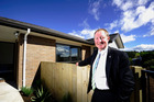 Housing Minister Nick Smith said today that overriding private title for development was a