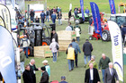 Crowds at last year's National Horticultural Field Day at the Hawke's Bay Showgrounds.