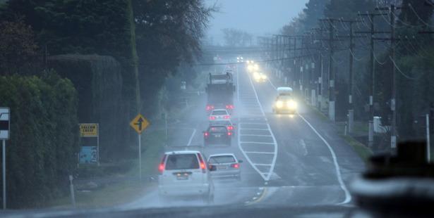 Here comes the rain again. Photo / Paul Taylor