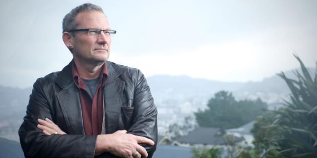 Professor James Renwick, climate change expert. Photo / Colin McDiarmid