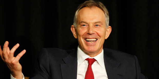 "Tony Blair says that people have the right to change their minds and that many 'leave' votersnow  felt ""disenfranchised"". Photo / File"