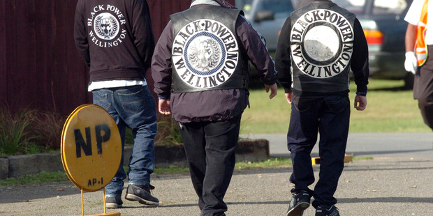 The former Whanganui Black Power member was stood down. Photo / File