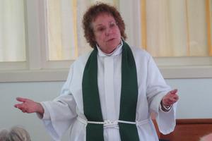 Reverend Sandy McKay.