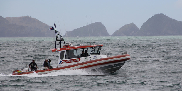 The Coastguard has joined the search for the woman missing in Northland. Photo / File